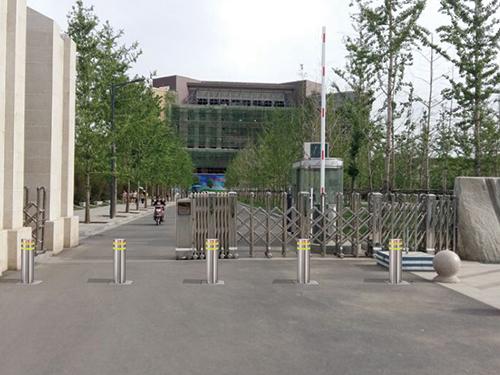 山西弱電安防監控系統承辦-山西醫科大學北門東側